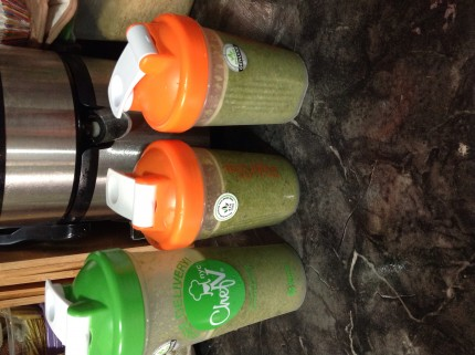 Just started JJ Smith 10 day smoothie cleanse, I hope my will power is ...